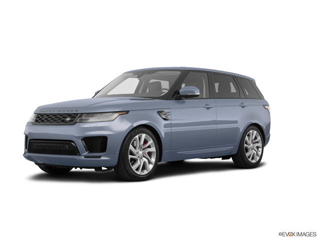 Range Rover Sport Se Byron Blue Metallic