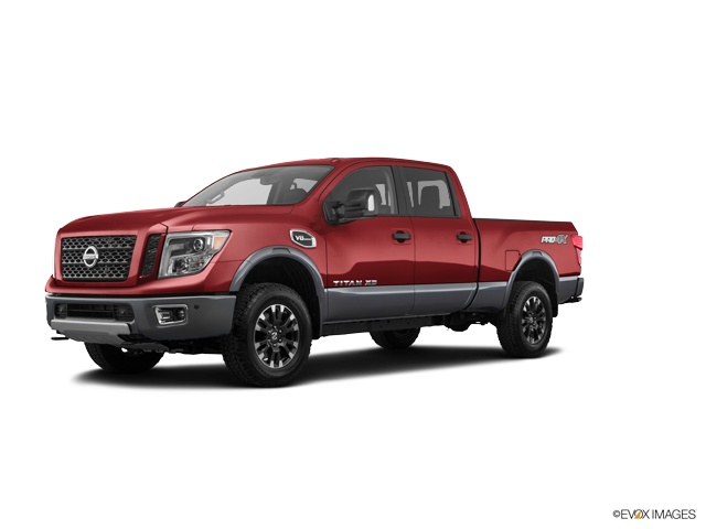 New Nissan Titan XD from your California MD dealership