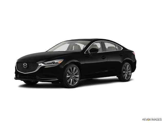 Mazda6 Sport Jet Black Mica