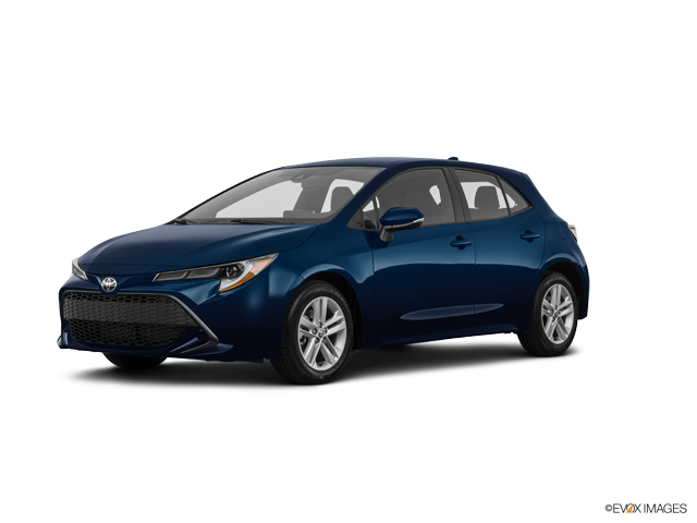 New Toyota Corolla Hatchback From Your Owensboro Ky Dealership Don