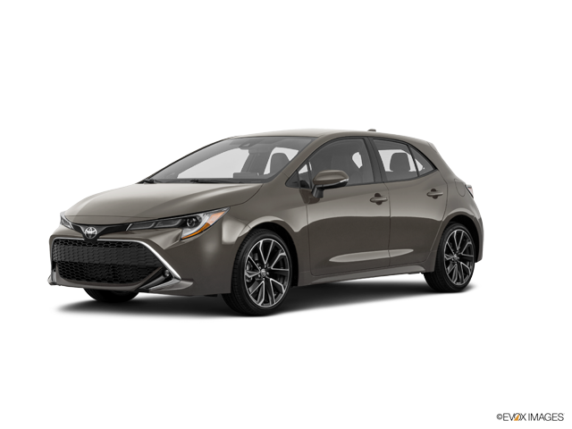 2019 Toyota Corolla Hatchback Vehicle Photo in Trinidad, CO 81082