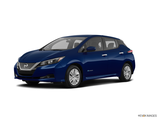 New Nissan Leaf Available In Santa Maria