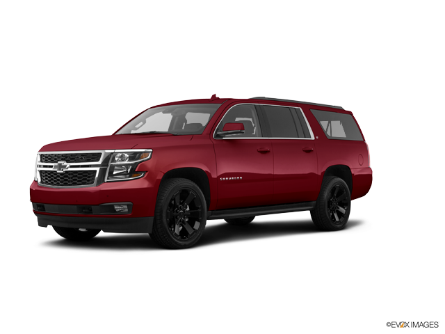 The 2019 Chevrolet Suburban SUV is at Covert Chevrolet Buick