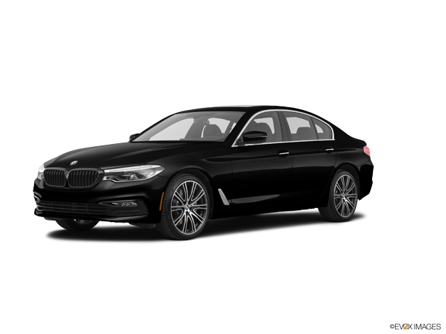New 2019 BMW 540i xDrive Details from Garlyn Shelton Auto ...