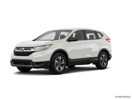 New Honda CR-V from your Lubbock, TX dealership, Frank Brown