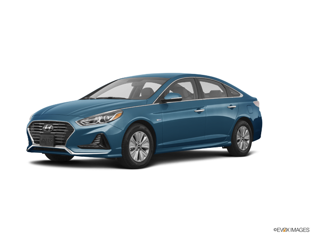 New Hyundai Sonata Hybrid from your Staunton VA dealership, Wright