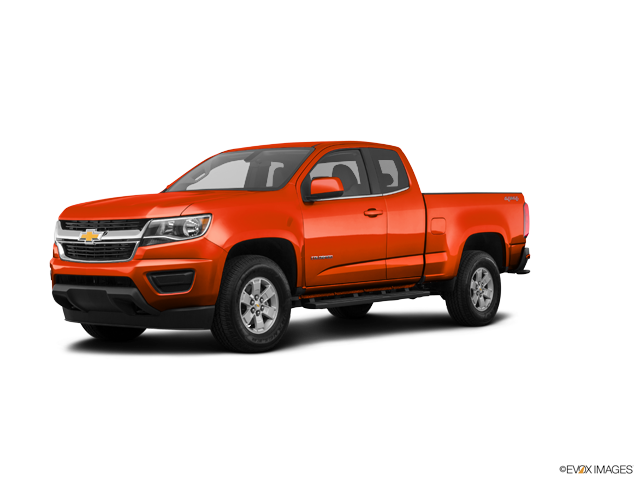 Chevrolet 2020 Colorado 4WD Work Truck