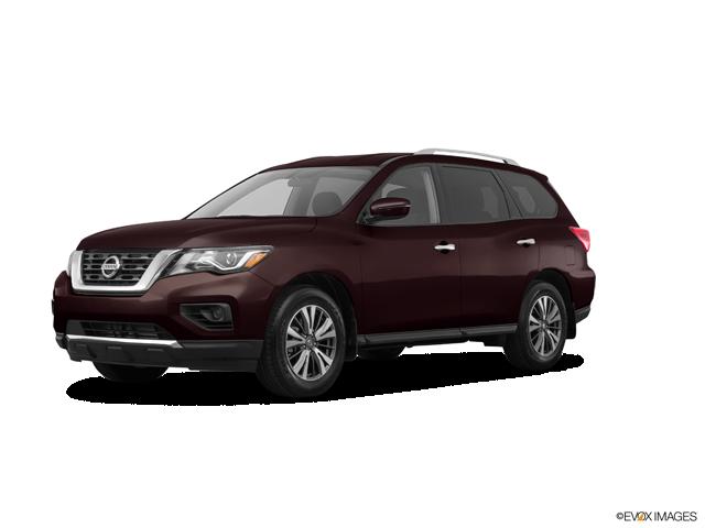 Nissan 2020 Pathfinder S