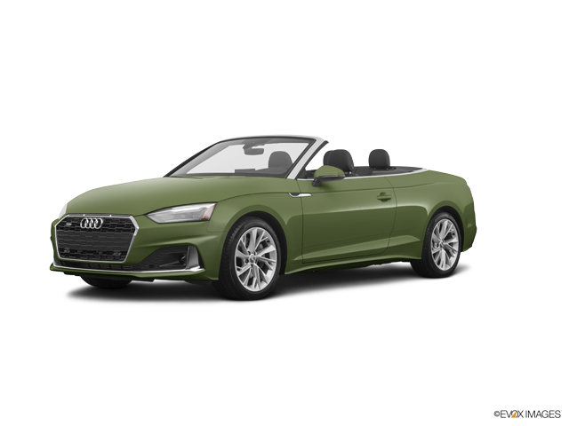 2020 Audi A5 Cabriolet Vehicle Photo in Houston, TX 77090