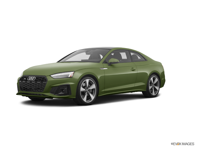 2020 Audi A5 Coupe Vehicle Photo in Houston, TX 77090