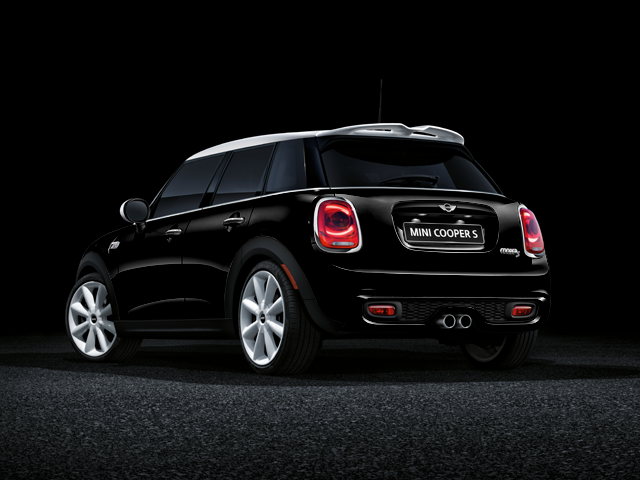 Mini Cooper 2016 Black
